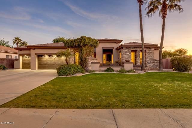 433 E Joseph Way, Gilbert, AZ 85295 (MLS #6037790) :: The Property Partners at eXp Realty