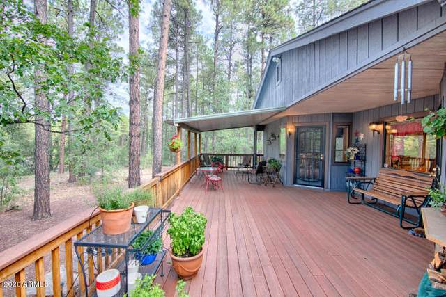 2730 Sunflower Drive, Pinetop, AZ 85935 (MLS #6037791) :: Santizo Realty Group