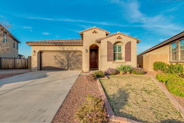 22095 N 98TH Drive, Peoria, AZ 85383 (MLS #6037796) :: Devor Real Estate Associates