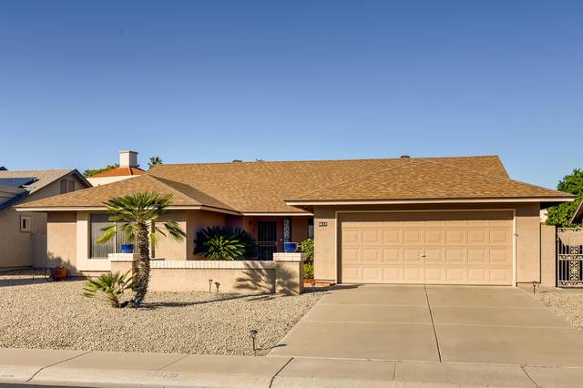 9618 W Taro Lane, Peoria, AZ 85382 (MLS #6037804) :: Devor Real Estate Associates