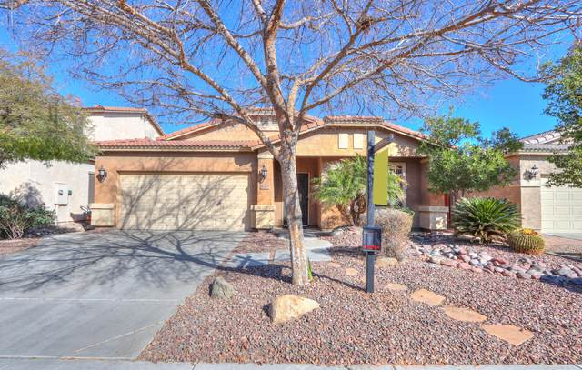 45402 W Miramar Road, Maricopa, AZ 85139 (MLS #6037807) :: The Daniel Montez Real Estate Group