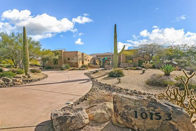 10153 E Duane Lane, Scottsdale, AZ 85262 (MLS #6037821) :: The Laughton Team