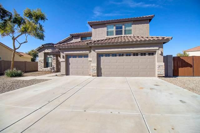 7594 N 87TH Avenue, Glendale, AZ 85305 (MLS #6037824) :: Lifestyle Partners Team