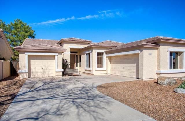 1724 E Orangewood Street, Gilbert, AZ 85296 (MLS #6037840) :: RE/MAX Excalibur