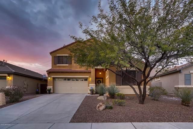 2712 E Saguaro Park Lane, Phoenix, AZ 85024 (MLS #6037854) :: The Laughton Team