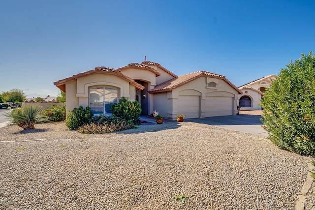 12411 W Sheridan Street, Avondale, AZ 85392 (MLS #6037859) :: Riddle Realty Group - Keller Williams Arizona Realty