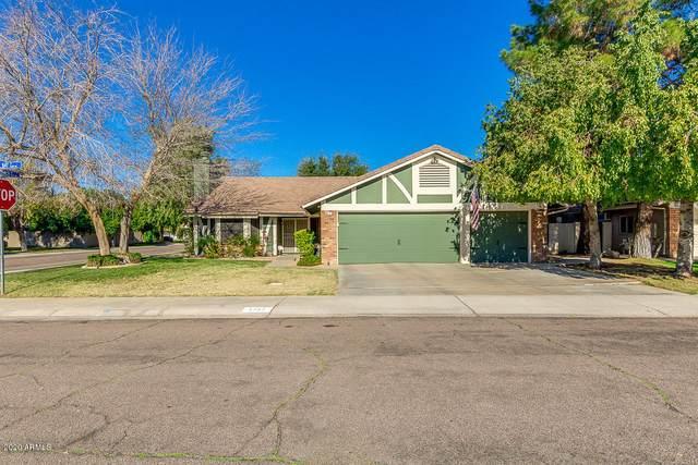1342 E Lobster Bay Circle, Gilbert, AZ 85234 (MLS #6037860) :: The Property Partners at eXp Realty
