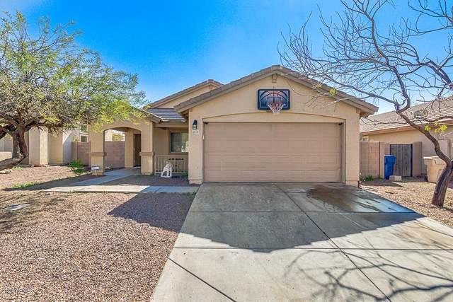 25739 W St Catherine Avenue, Buckeye, AZ 85326 (MLS #6037862) :: The Daniel Montez Real Estate Group