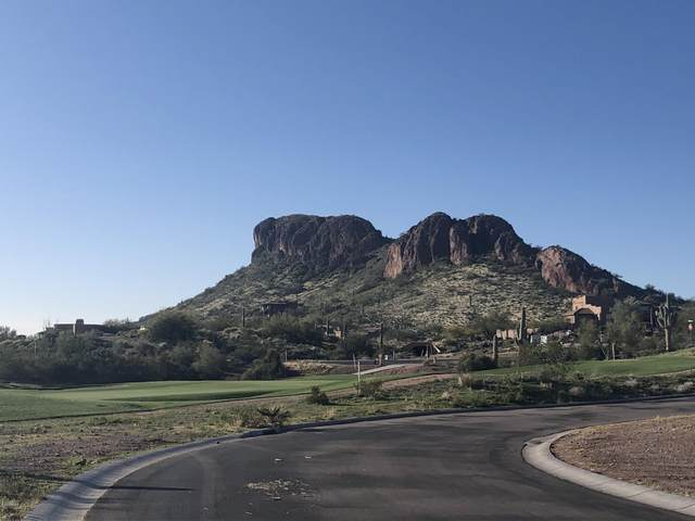 9713 E Quarter Circle Loop, Gold Canyon, AZ 85118 (MLS #6037876) :: The Riddle Group