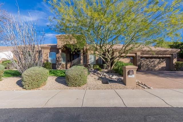 12202 E Poinsettia Drive, Scottsdale, AZ 85259 (MLS #6037877) :: Conway Real Estate