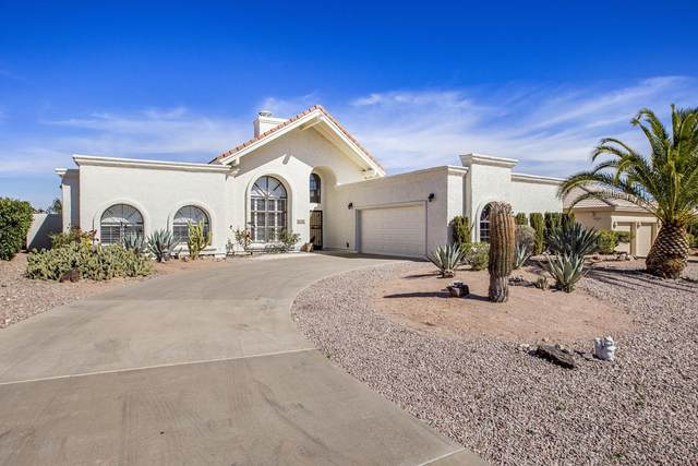 15352 E Palomino Boulevard, Fountain Hills, AZ 85268 (MLS #6037878) :: Arizona 1 Real Estate Team