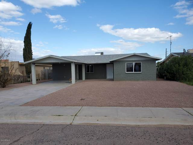 4838 W Warren Drive, Casa Grande, AZ 85194 (MLS #6037887) :: Brett Tanner Home Selling Team
