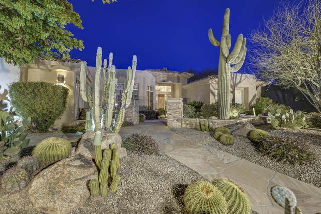 9652 E Southwind Lane, Scottsdale, AZ 85262 (MLS #6037888) :: The Laughton Team