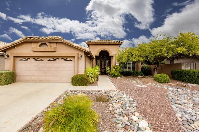 7214 E Black Rock Road, Scottsdale, AZ 85255 (MLS #6037893) :: The Laughton Team