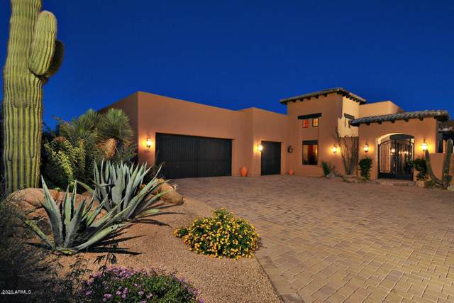 10912 E Rising Sun Drive, Scottsdale, AZ 85262 (MLS #6037896) :: Homehelper Consultants