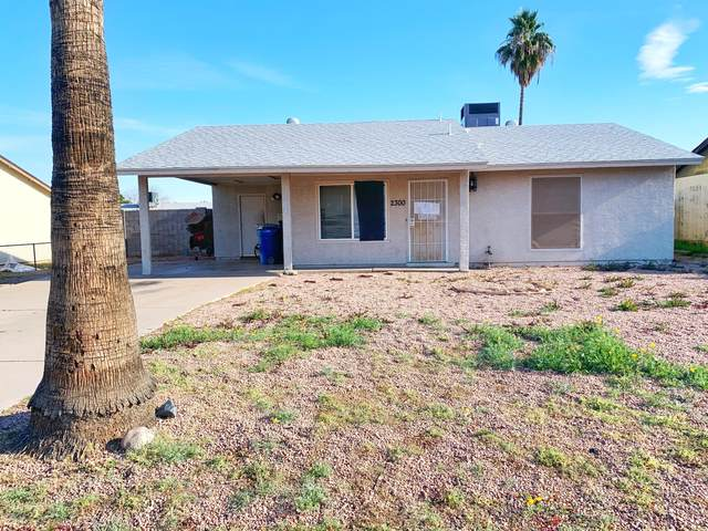 2300 W Vineyard Road, Tempe, AZ 85282 (MLS #6037912) :: Homehelper Consultants