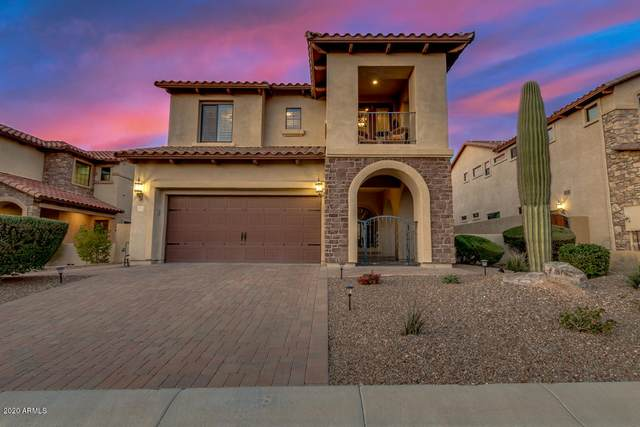 8720 E Inca Street, Mesa, AZ 85207 (MLS #6037917) :: Revelation Real Estate