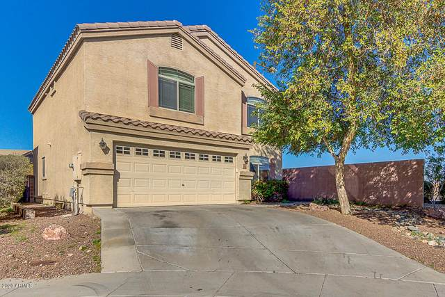 12904 W Lawrence Court, Glendale, AZ 85307 (MLS #6037921) :: Devor Real Estate Associates