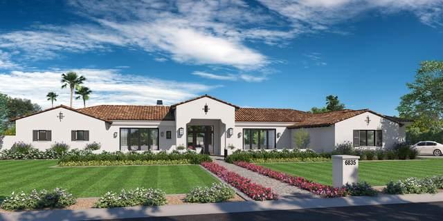 6835 E Bronco Drive, Paradise Valley, AZ 85253 (MLS #6037940) :: Homehelper Consultants