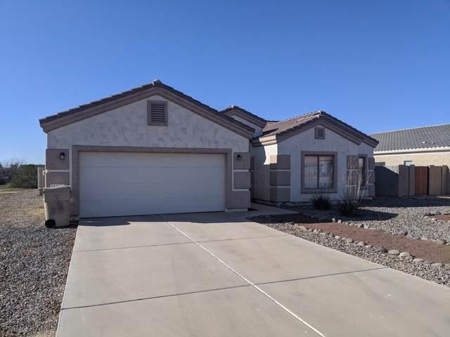 14844 S Amado Boulevard, Arizona City, AZ 85123 (MLS #6037962) :: Lux Home Group at  Keller Williams Realty Phoenix