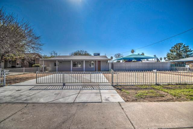 5435 W Myrtle Avenue, Glendale, AZ 85301 (MLS #6037969) :: Devor Real Estate Associates
