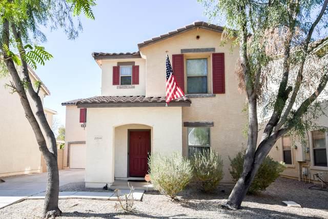 22050 S 211TH Street, Queen Creek, AZ 85142 (MLS #6037972) :: Revelation Real Estate