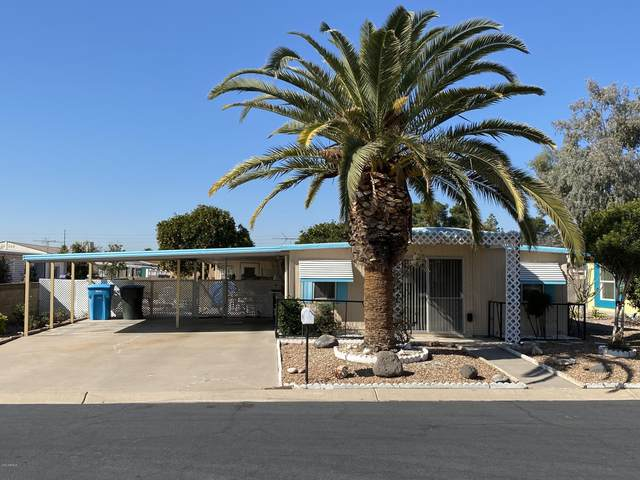 16440 N 33RD Place, Phoenix, AZ 85032 (MLS #6037974) :: Riddle Realty Group - Keller Williams Arizona Realty