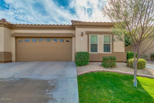 7909 E Broadway Road #13, Mesa, AZ 85208 (MLS #6037979) :: RE/MAX Excalibur