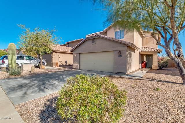 213 N 222ND Drive, Buckeye, AZ 85326 (MLS #6037980) :: Power Realty Group Model Home Center