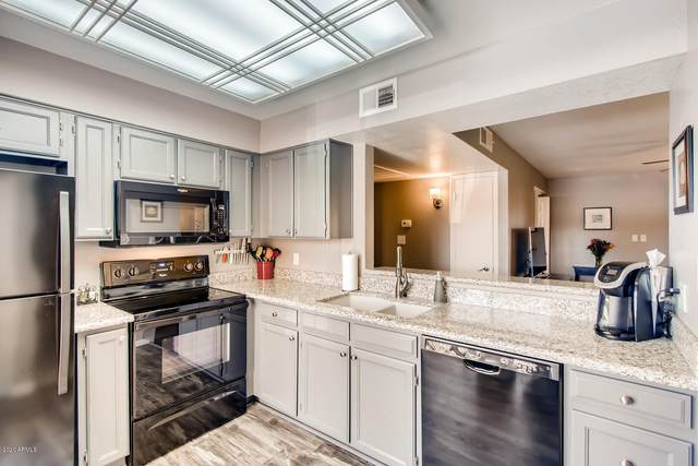 9270 E Mission Lane E #203, Scottsdale, AZ 85258 (MLS #6037981) :: Conway Real Estate
