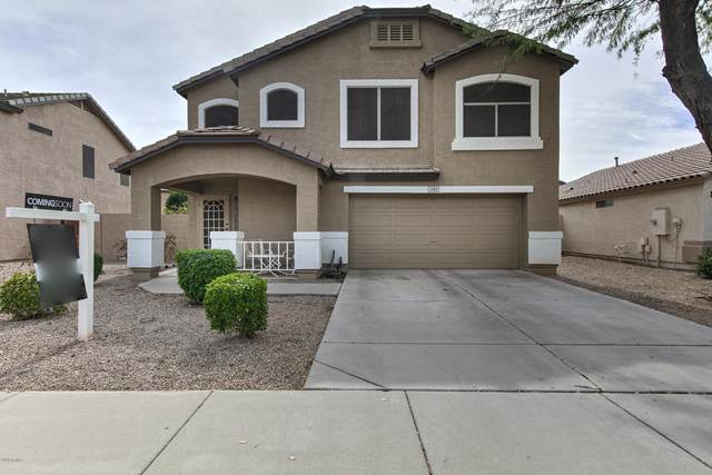 1747 E Los Alamos Street, Gilbert, AZ 85295 (MLS #6037983) :: Santizo Realty Group
