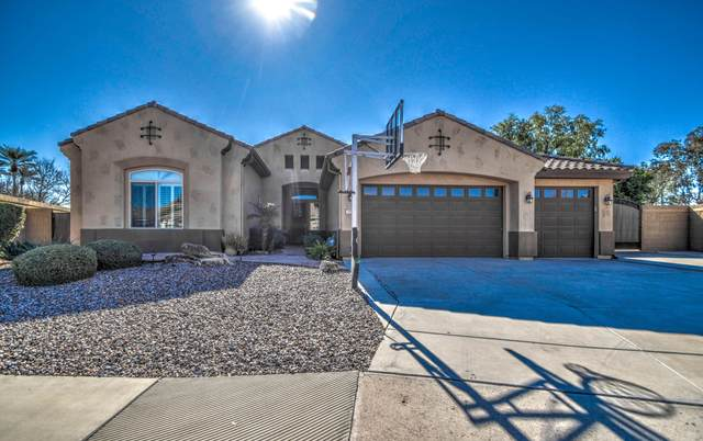 7911 W Via Del Sol, Peoria, AZ 85383 (MLS #6037984) :: Devor Real Estate Associates