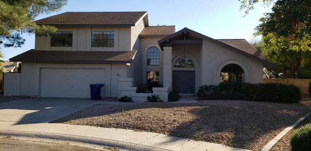1927 E Jeanine Drive, Tempe, AZ 85284 (MLS #6037986) :: The Kenny Klaus Team