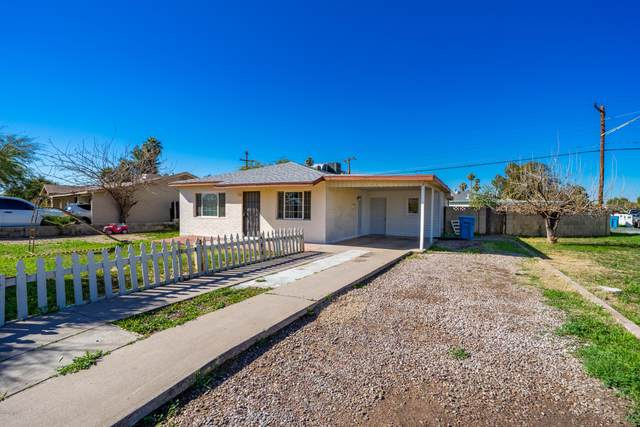 6144 N 27TH Drive, Phoenix, AZ 85017 (MLS #6037998) :: The C4 Group