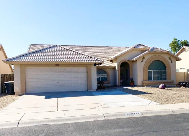 11772 N 76TH Lane, Peoria, AZ 85345 (MLS #6038016) :: Devor Real Estate Associates