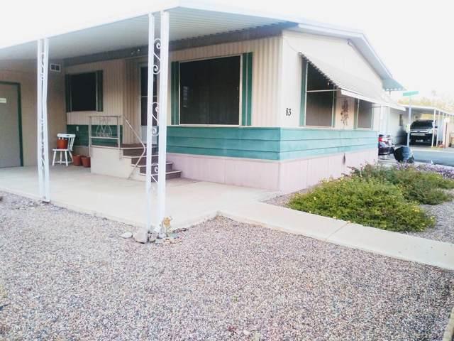 8780 E Mckellips Road #83, Scottsdale, AZ 85257 (MLS #6038018) :: RE/MAX Excalibur