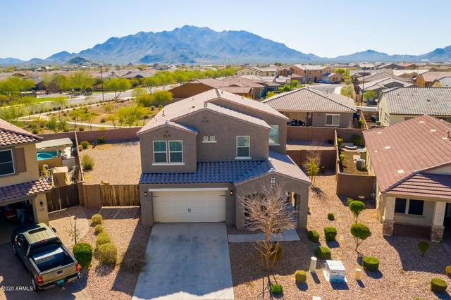 2773 E Runaway Bay Place, Gilbert, AZ 85298 (MLS #6038019) :: The Kenny Klaus Team