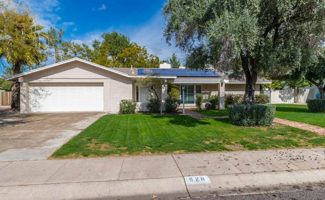 628 E Canterbury Lane, Phoenix, AZ 85022 (MLS #6038021) :: The C4 Group