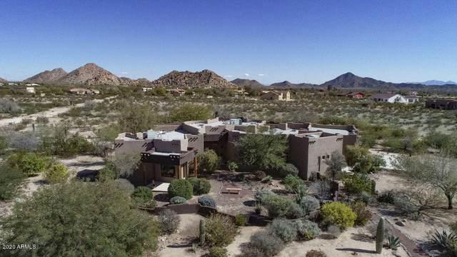 11485 N Bellariva Drive, Casa Grande, AZ 85194 (MLS #6038026) :: Kortright Group - West USA Realty