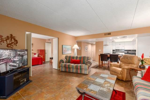 7830 E Camelback Road E #505, Scottsdale, AZ 85251 (MLS #6038027) :: Santizo Realty Group