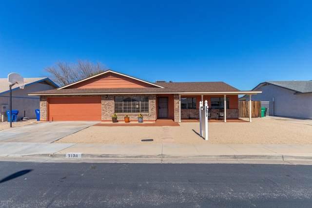 3128 E Garnet Avenue, Mesa, AZ 85204 (MLS #6038035) :: RE/MAX Excalibur