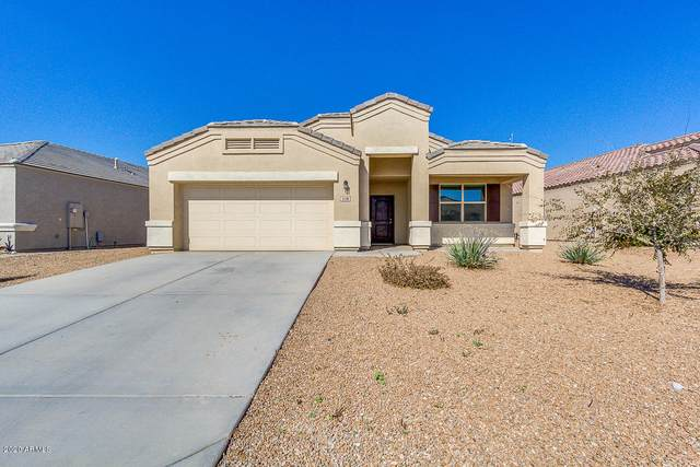 5098 E Smoky Quartz Road, San Tan Valley, AZ 85143 (MLS #6038037) :: The Laughton Team