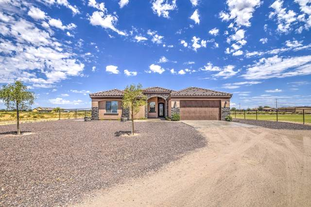 439 S David Circle, Casa Grande, AZ 85194 (MLS #6038042) :: The W Group