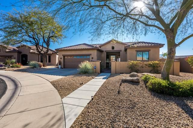 16047 N 108th Street, Scottsdale, AZ 85255 (MLS #6038047) :: Santizo Realty Group