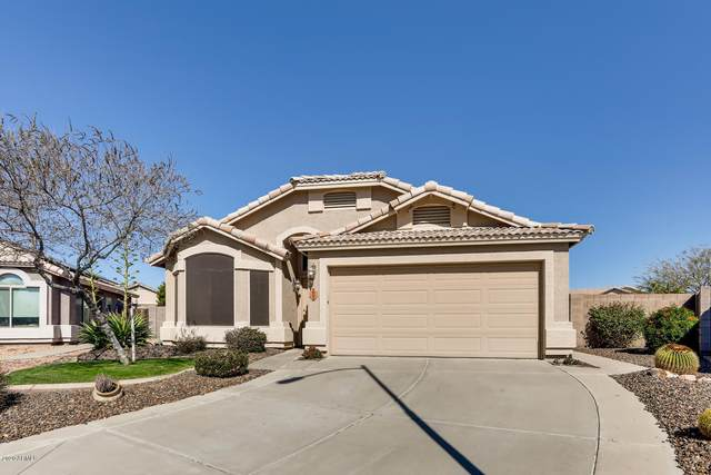 506 W Muriel Drive, Phoenix, AZ 85023 (MLS #6038053) :: The C4 Group