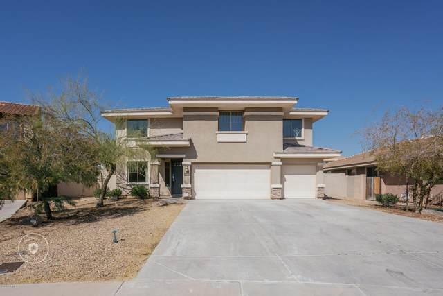 118 N 109TH Avenue, Avondale, AZ 85323 (MLS #6038073) :: Brett Tanner Home Selling Team