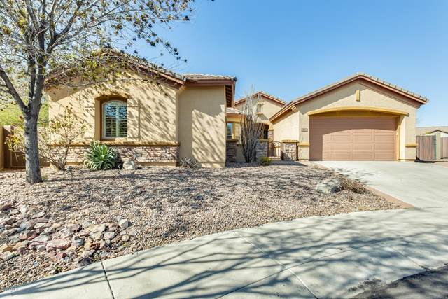 2412 W Kit Carson Court, Phoenix, AZ 85086 (MLS #6038074) :: Riddle Realty Group - Keller Williams Arizona Realty