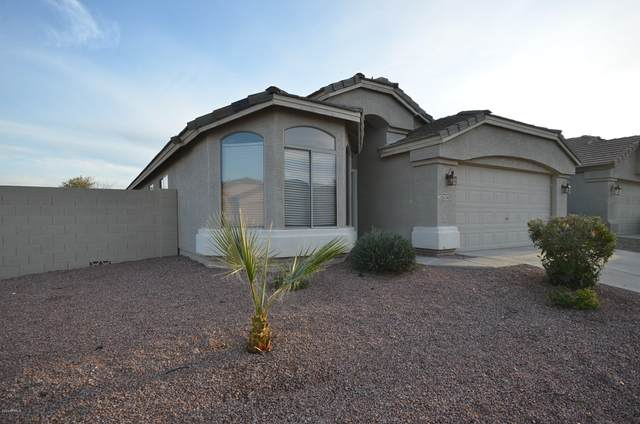 43902 W Baker Drive, Maricopa, AZ 85138 (MLS #6038079) :: The Daniel Montez Real Estate Group
