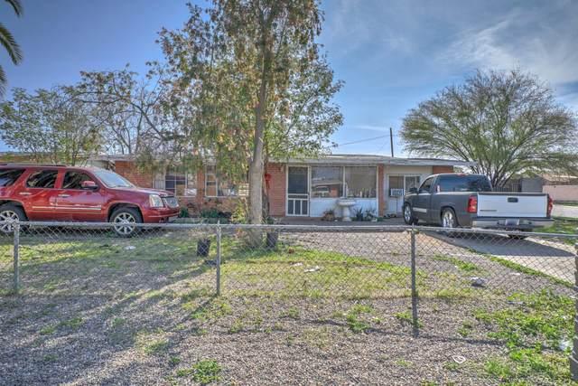 1327 E Burgess Lane, Phoenix, AZ 85042 (MLS #6038081) :: The W Group