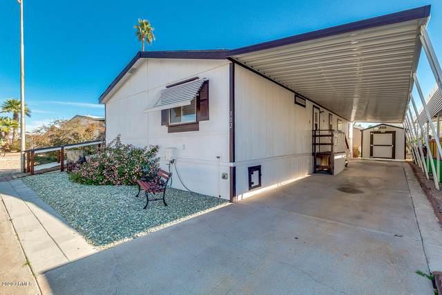 2650 W Union Hills Drive #302, Phoenix, AZ 85027 (MLS #6038082) :: RE/MAX Excalibur